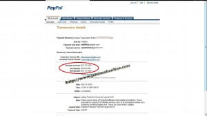 first adgitize proof of payment